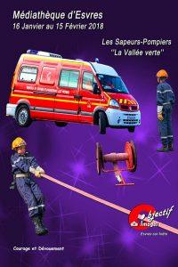 Exposition sur les sapeurs pompiers