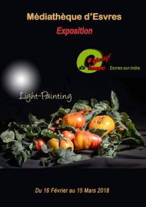 Exposition sur le Light Painting